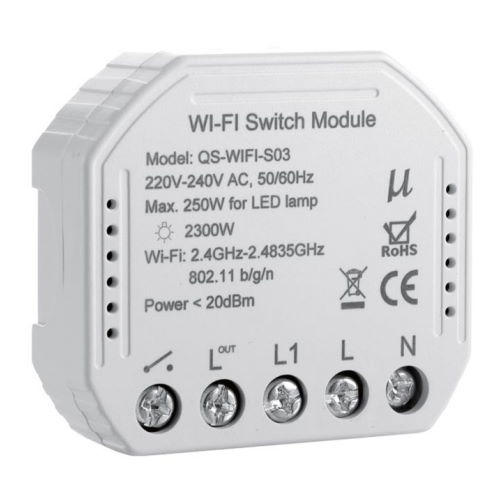 QS-WIFI-S03 Module Switch