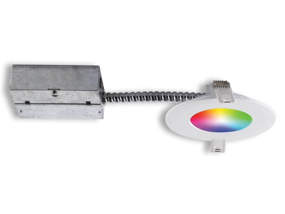 BAZZ 4 in. RGB Recessed Fixture