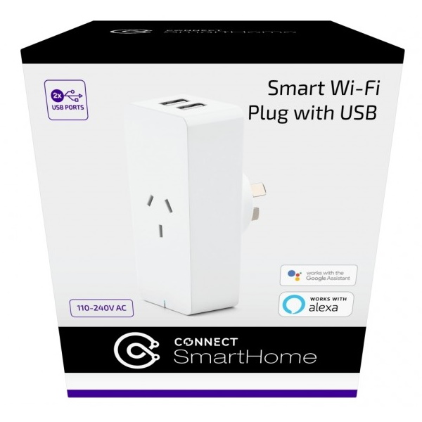 Connect SmartHome Dual USB