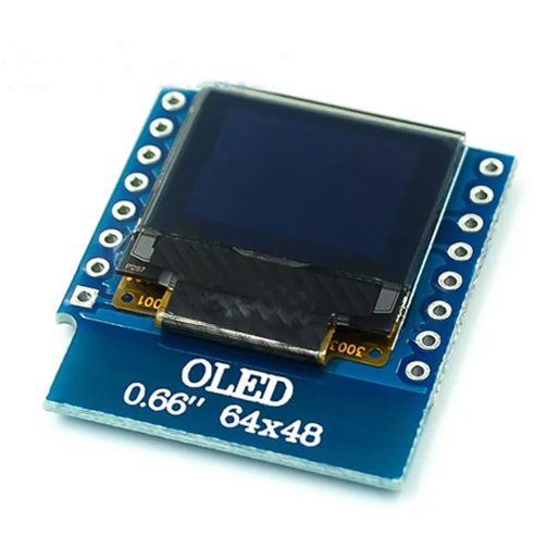 OLED Display Module 0.66