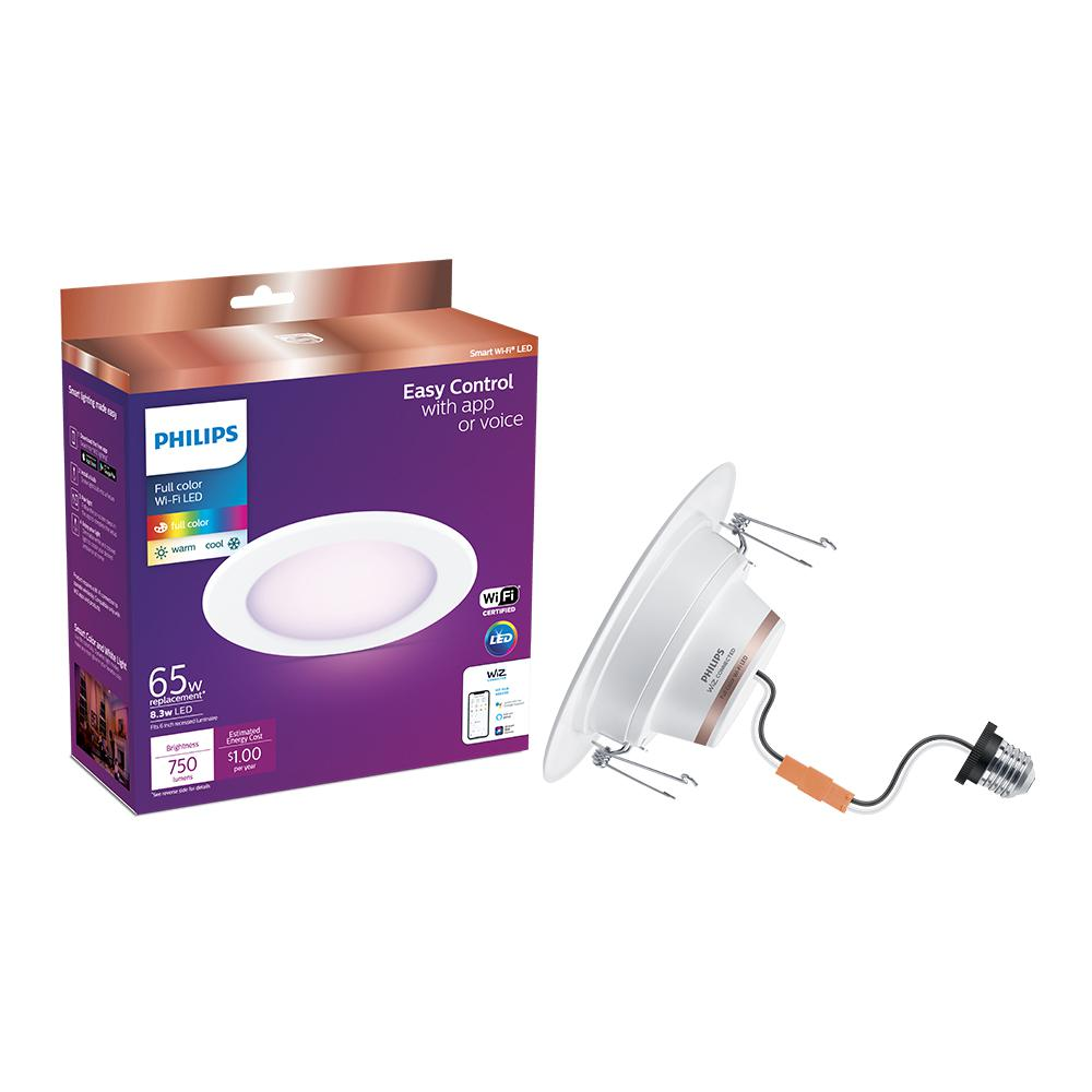 Philips 5/6 in. RGBCCT Downlight